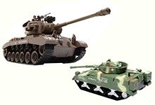Игрушечные танки
