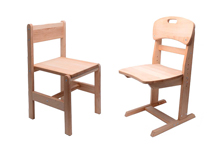 Дитячі стільці та столи