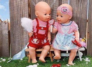 Самая лучшая кукла или Что подарить маленькой принцессе?