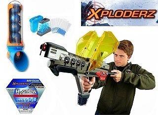 С 14.04 по 22.05 купи бластер Xploderz и получи подарок!