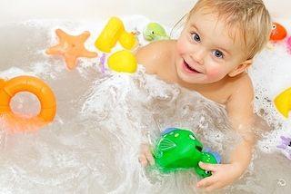 Интересные игрушки для купания: весело и познавательно