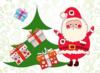 Акция! Напиши письмо деду Морозу и получи подарок