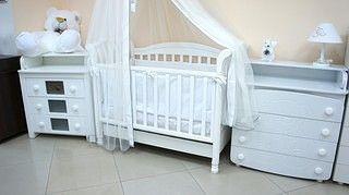 Кроватки ВЕРЕС – самое лучшее детям!