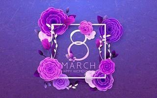 8-е марта. График работы