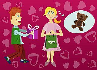 На носу День Святого Валентина!