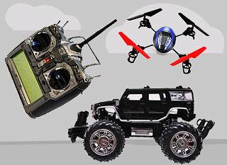 Как выбрать радиоуправляемую игрушку?