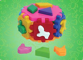 Игрушки необходимые ребенку в первый год его жизни