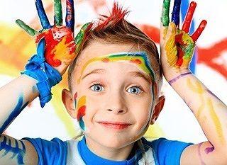 Зачем покупать наборы для творчества детям?