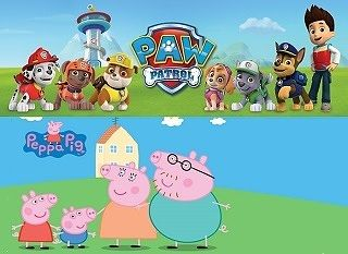 Встречайте любимых героев мультфильмов на Toys.com.ua!